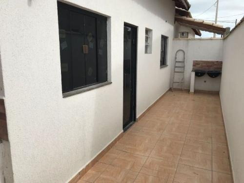 casa lado praia com 2 quartos,em itanhaém/sp