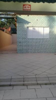 casa lado praia com ampla garagem 3566e