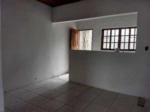 casa lado praia em itanhaém, terreno amplo, com escritura