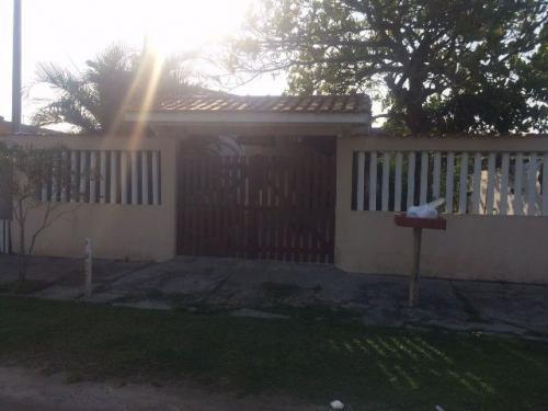 casa lado praia estilo chácara, ótimo valor, 2 dorm!