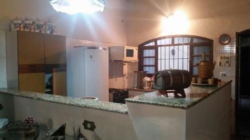 casa lado serra com 4 dormitórios em itanhaém