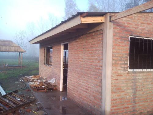 casa ladrillo material construccion prefabricada venta