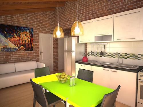 casa ladrillo material construcción rápida prefabricada
