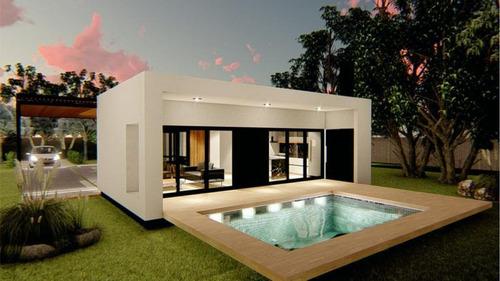 casa - laguna azul