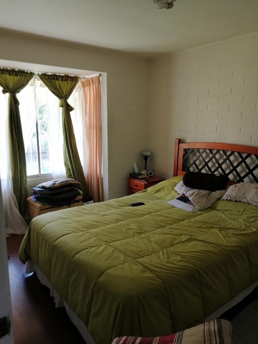 casa lampa (larapinta) 3 dorm., 1 baño y estacionamiento
