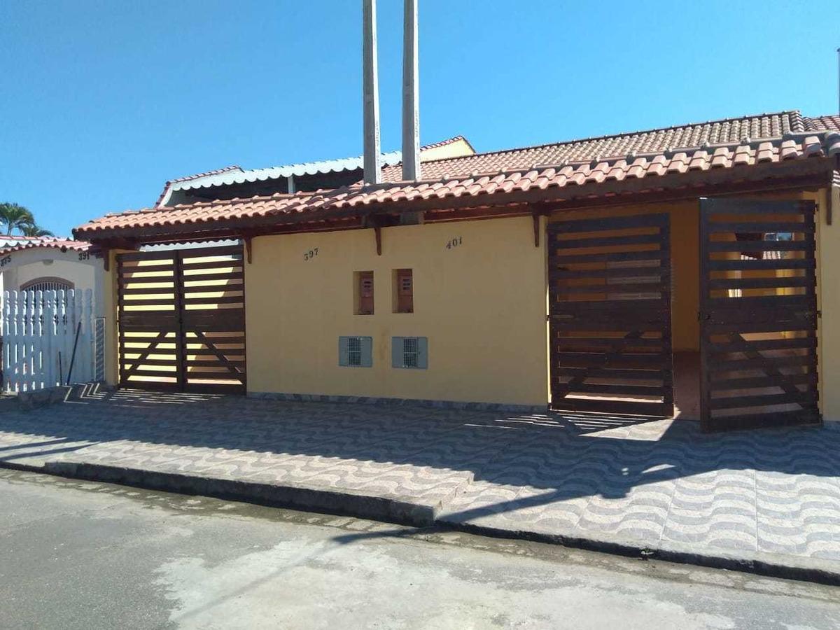 casa linda a 500 metros do mar em itanhaém