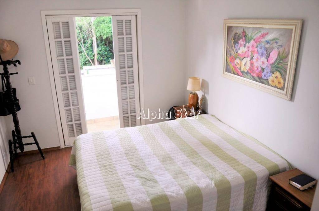 casa linda, recém reformada, condomínio tradicional, venda - colinas de são fernando - cotia/sp - ca2886