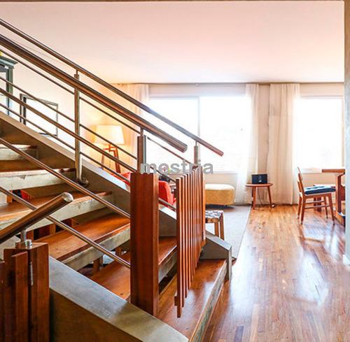 casa linda, totalmente reformada na vila madalena! - di37193