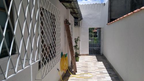 casa linear reformada dentro do condomínio morada da colônia - 578