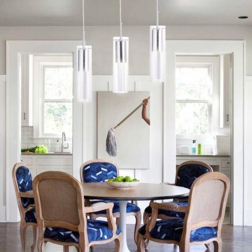 Casa Living Comedor Blanco De 3-luz De Lámpara Techo - $ 642.990 en ...