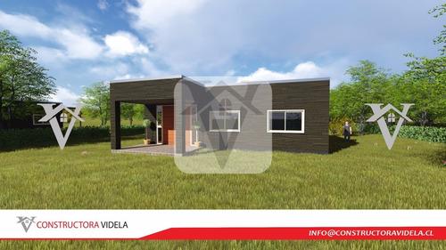 casa llaves en mano construcción prefabricada 76 m2