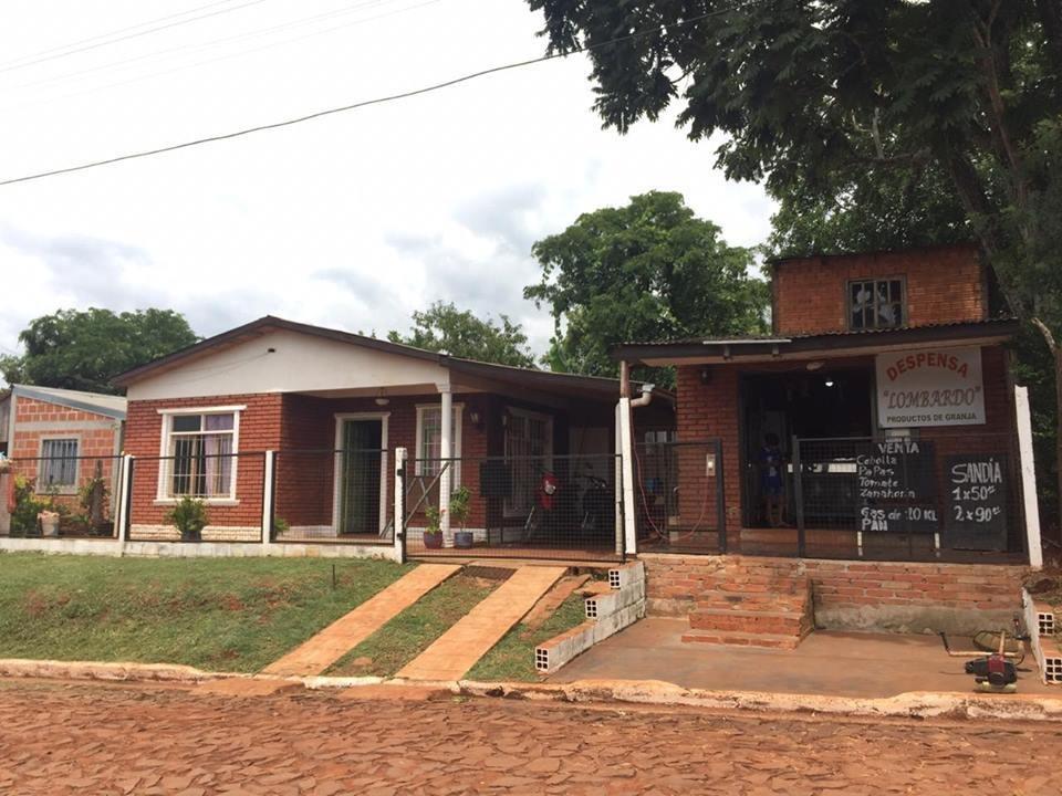 casa + local a la venta en puerto esperanza misiones