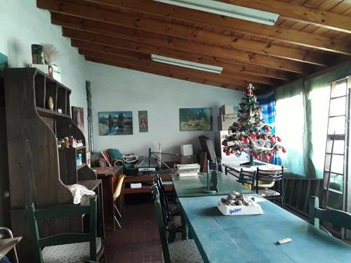 casa + local de 4 ambientes en venta en longchamps