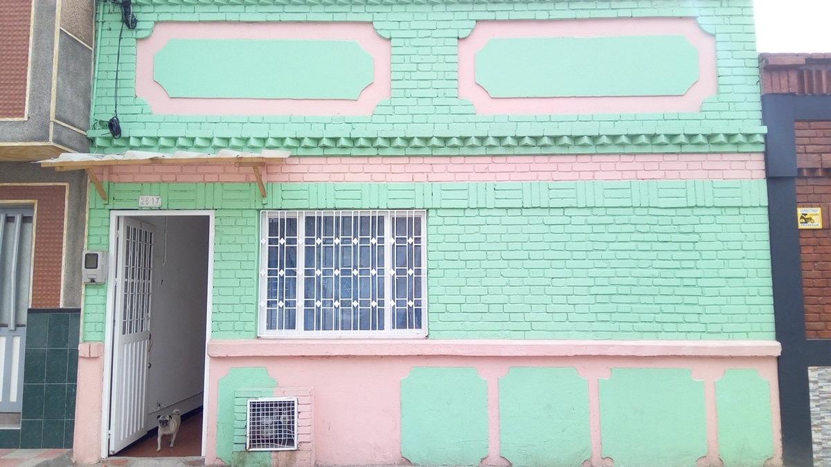 casa lote bogotá barrio claret - zona sur bogotá