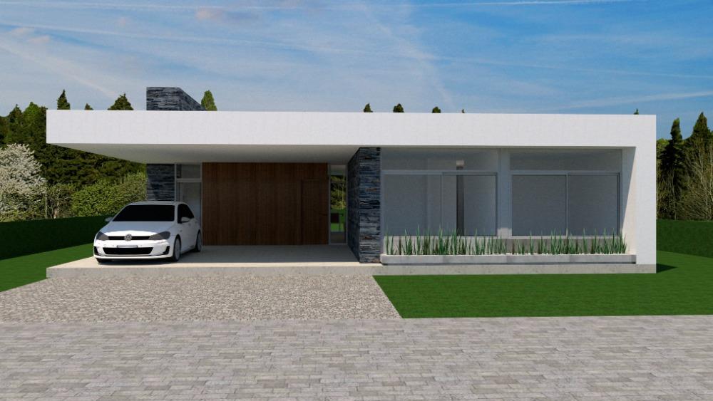 casa +lote de pozo financiada en pesos - magallanes - hudson