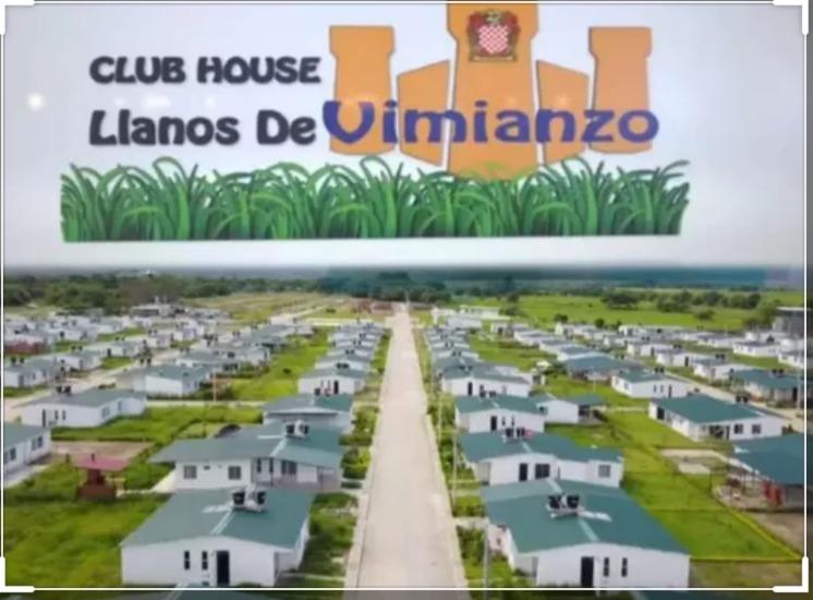 casa lote en condominio club house llanos de vimianzo