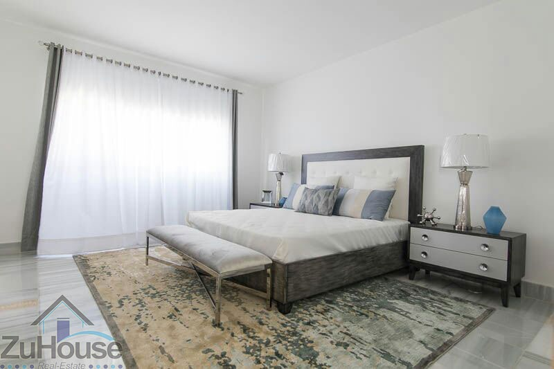 casa lujosa en exclusivo complejo de santiago wpc11 a
