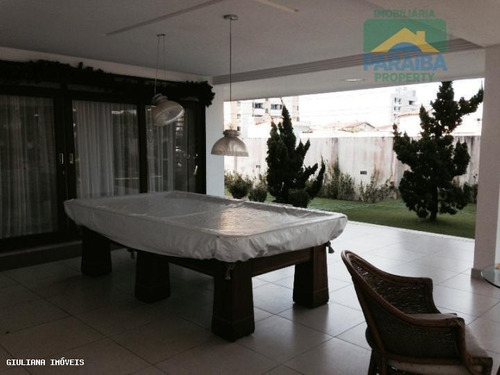 casa luxo à venda ou permuta - praia do bessa - joão pessoa - pb - ca0028