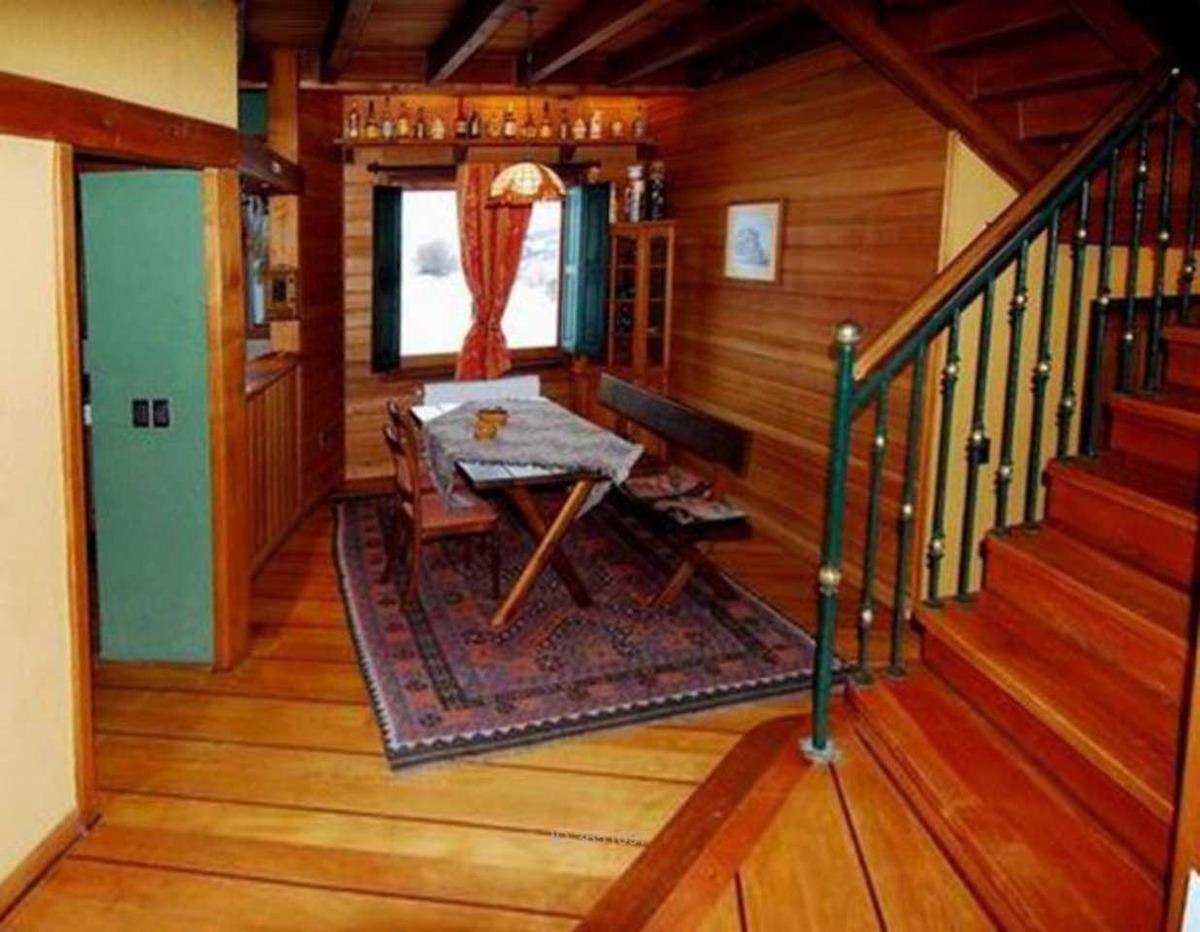 casa madera raulí