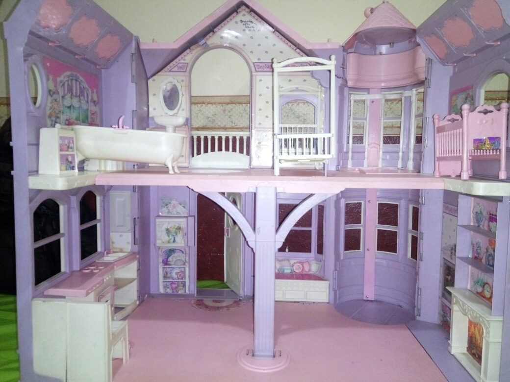 Casa mansion barbie mattel original bs en for La mansion casa hotel telefono