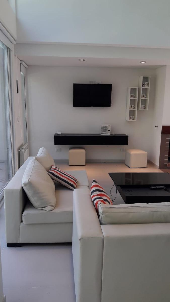 casa mar de las pampas - 11 pers. - 2 c/mar