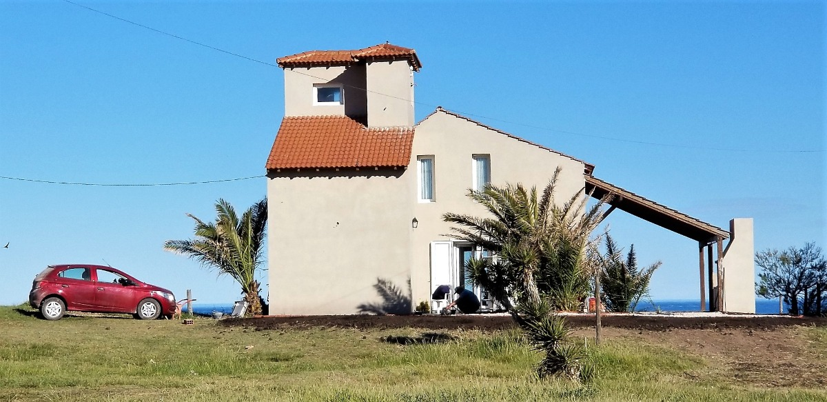 casa mar del sud sobre el mar