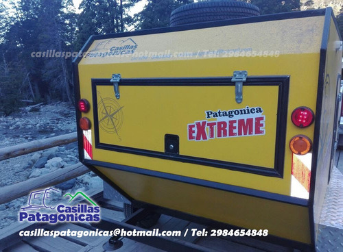 casa mini rodante rod extreme casilla off road patagonica