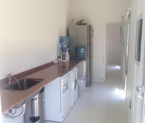 casa minimalista a la laguna en san benito