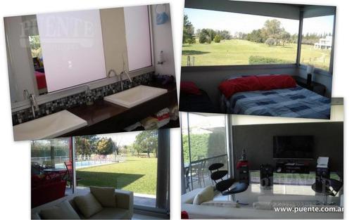 casa minimalista al golf - venado i