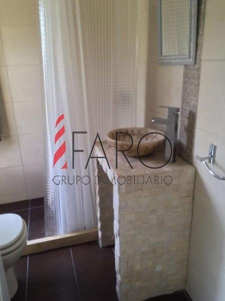 casa minimalista en mansa 3 dormitorios, piscina y parrillero-ref:36318