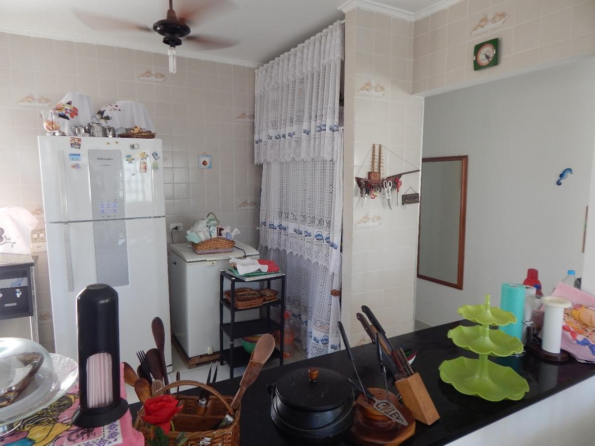 casa mobiliada bairro oásis a venda na praia de peruíbe