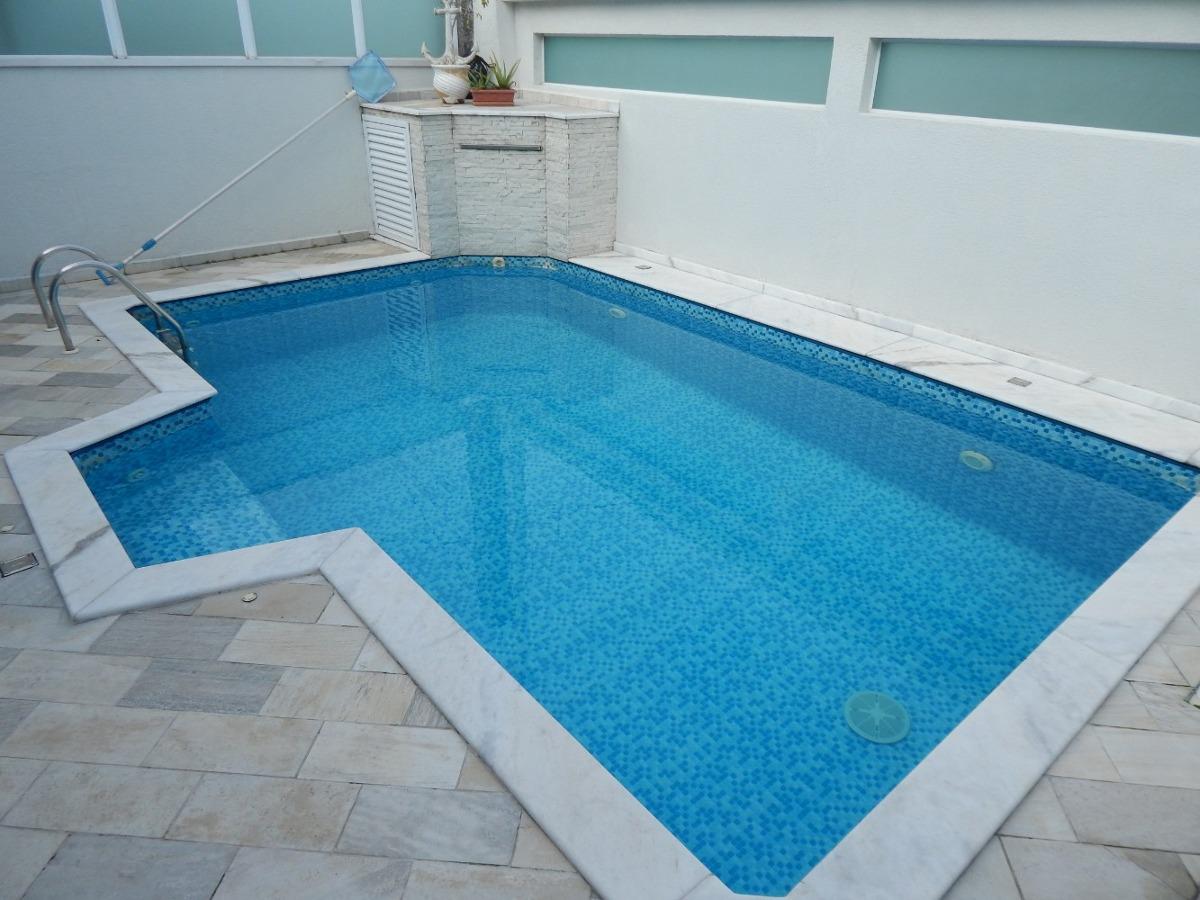 casa mobiliada c/ piscina a venda na praia de peruíbe