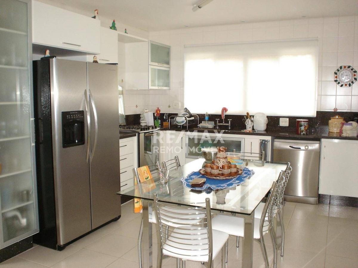 casa mobiliada com 5 suítes para alugar, 470 m² - vista alegre sede- vinhedo/sp - ca6356