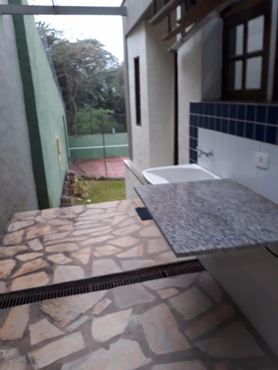 casa mobiliada com internet fibra granja viana cotia