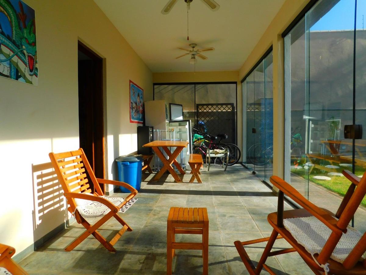 casa mobiliada à venda na praia de peruíbe.