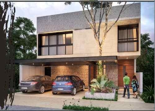 casa modelo a2 en privada residencial en santa gertrudis copo