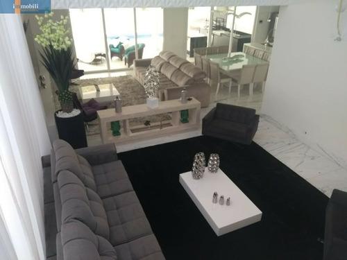 casa moderna, clean  e impecável - vintage - granja viana - gv19839