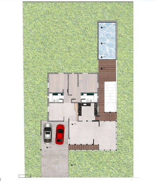 casa moderna en los ceibos  rumencó// ficha nº 23982