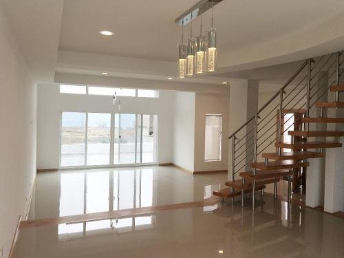 casa moderna en renta, fracc. exclusivo real del mar