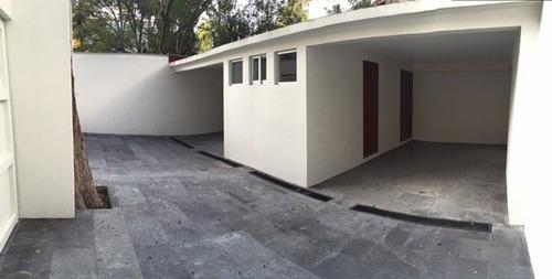 casa moderna en san angel