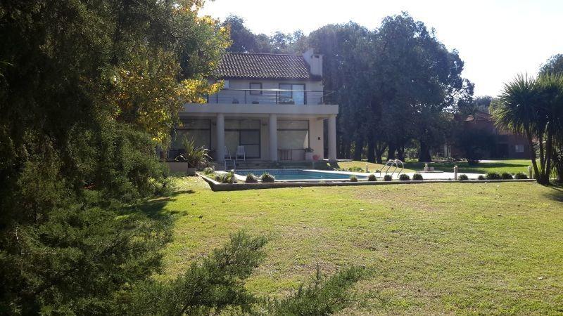 casa moderna en venta en las praderas de lujan