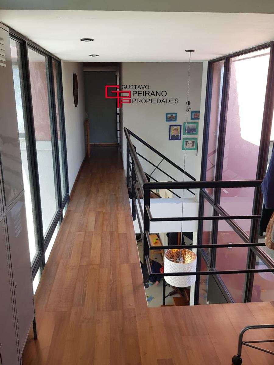 casa moderna en venta en maschwitz privado lote central.
