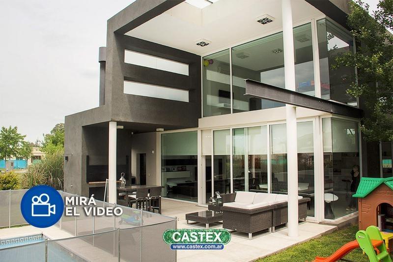 casa moderna en venta en terravista
