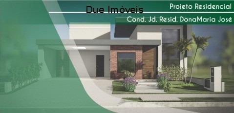 casa moderna no residencial maria josé - ca01859 - 67649364