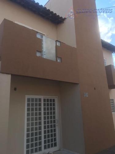 casa morada do ouro 2 com 4 dormitórios à venda, 270 m² por r$ 350.000 - morada do ouro ii - cuiabá/mt - ca0336
