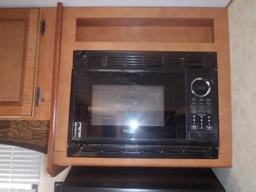 casa movil remolcable, estufa, microhondas,comedor