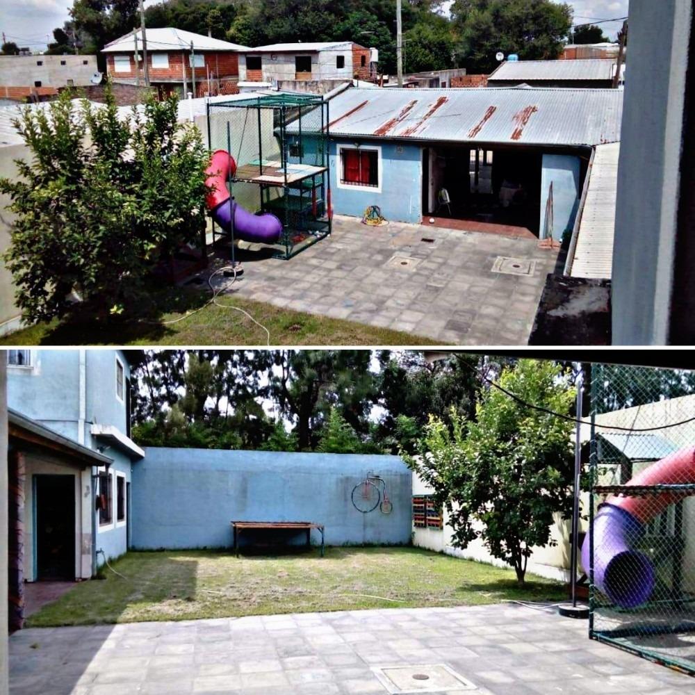 casa m.sabio,ex colegio educativo, lote 17 x 25 - 350 m2 cub