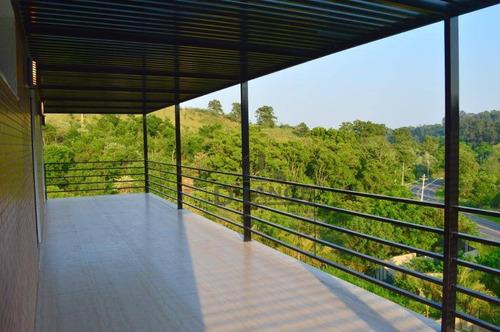 casa muito ampla para locação, iluminada e com vista magnífica. sousas - ca12660