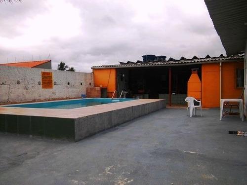 casa muito boa na praia com 3 quartos, piscina, lado praia!