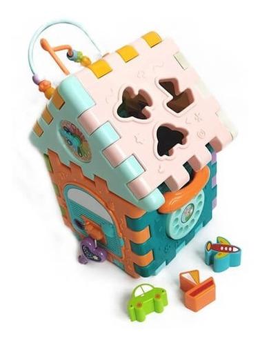 casa multifuncional armable jugu - unidad a $125900